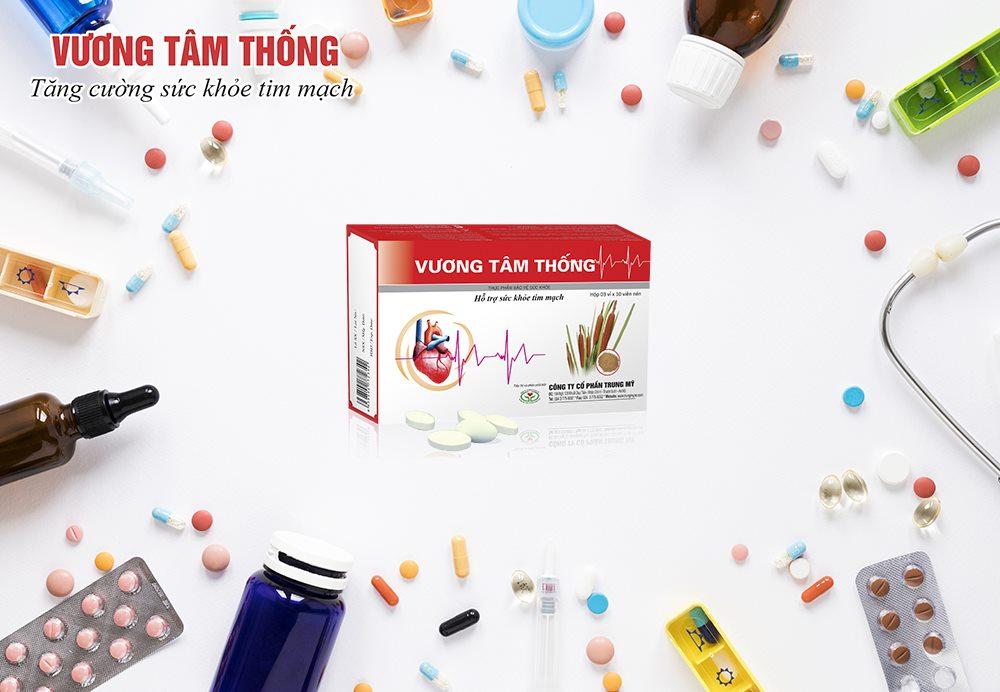 Sử dụng Vương Tâm Thống kết hợp cùng thuốc tây để tăng hiệu quả điều trị